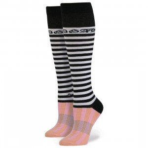 Stance x Rihanna Women Candy Bar Tall Boot Socks (pink) 1S