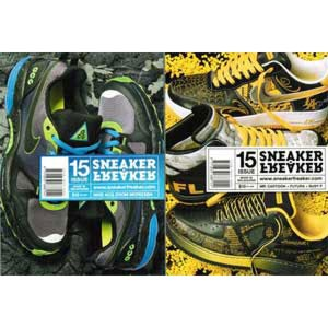 Sneaker Freaker Magazine Issue #15