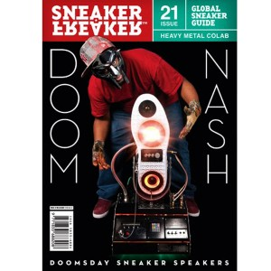 Sneaker Freaker Magazine Issue #21