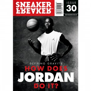 Sneaker Freaker Magazine Issue #30