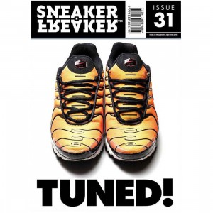 Sneaker Freaker Magazine Issue #31