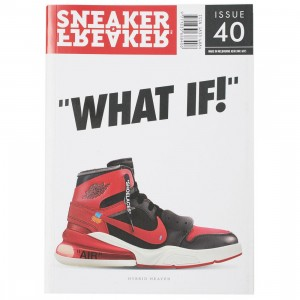 Sneaker Freaker Magazine Issue #40