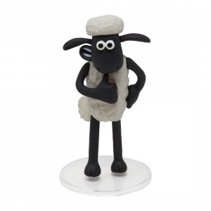 Medicom UDF Aardman Animations Series 1 Shaun The Sheep - Shaun (white)