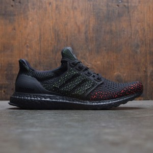 Adidas Men UltraBOOST CLIMA (black / core black / solar red)