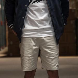 BAIT Basics Chino Shorts (khaki / light khaki)