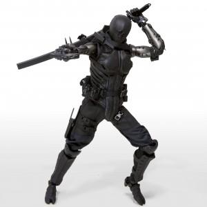 BAIT x GI Joe x 1000Toys 1/6 Snake Eyes Figure - Convention Exclusive (black)