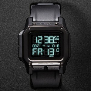 Nixon Regulus Watch (black / all black)