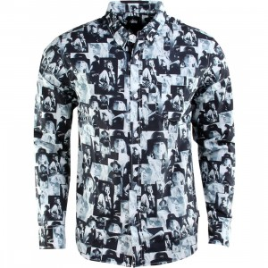 Stussy Laura Love Long Sleeve Shirt (black)