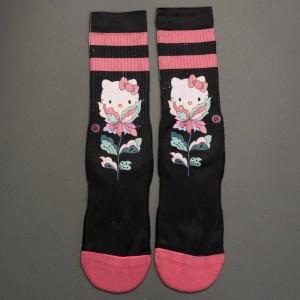 Stance x Hello Kitty Women Flower Friend Socks (black)