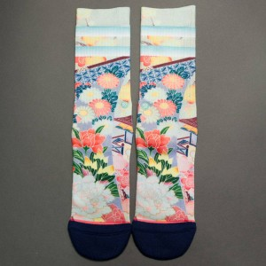 Stance Women Chinsuko Socks (mint) 1S