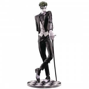 PREORDER - Kotobukiya Ikemen DC Comics The Joker Statue - SDCC 2020 PX Previews Exclusive (black)