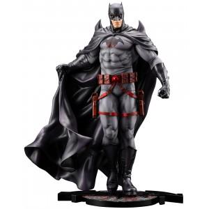 Kotobukiya ARTFX DC Comics Elseworld Series Batman Thomas Wayne Statue (gray)