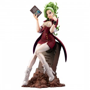 PREORDER - Kotobukiya Beetlejuice Red Tuxedo Ver. Limited Edition Bishoujo Statue (red)