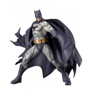 Kotobukiya ARTFX DC Comics Batman Hush Renewal Package Statue (gray)