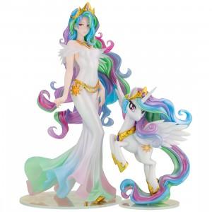 PREORDER - Kotobukiya My Little Pony Princess Celestia Bishoujo Statue (white)