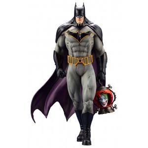 PREORDER - Kotobukiya ARTFX DC Universe Batman Last Knight On Earth Statue (black)