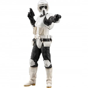 PREORDER - Kotobukiya ARTFX+ Star Wars Return Of The Jedi Scout Trooper Statue (white)