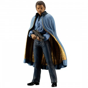Kotobukiya ARTFX+ Star Wars Lando Calrissian The Empire Strikes Back Ver. Statue (blue)