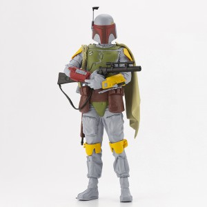 PREORDER - BAIT x Kotobukiya ARTFX+ Star Wars The Empire Strikes Back Boba Fett Vintage Color Exclusive Statue (green)