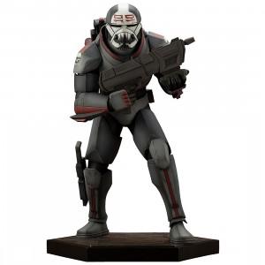 PREORDER - Kotobukiya ARTFX Star Wars The Bad Batch Wrecker Statue (gray)