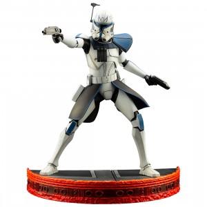 PREORDER - Kotobukiya ARTFX Star Wars The Clone Wars Captain Rex Statue (white)