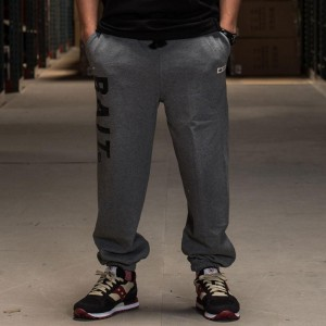 BAIT Basics Sweatpants (gray / heather grey)