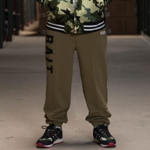 BAIT Basics Sweatpants (olive)