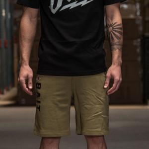 BAIT Basics Sweat Shorts (olive)