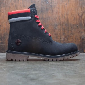 Timberland x Mitchell and Ness NBA Men 6 Inch Boot - Chicago Bulls (black)