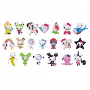Tokidoki x Hello Kitty Blind Box - 1 Blind Box