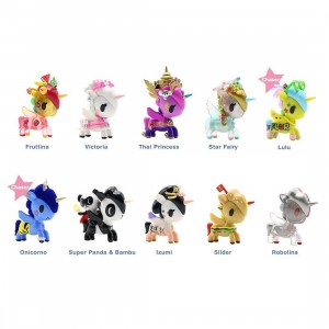 Tokidoki Unicorno Series 7 - 1 Blind Box