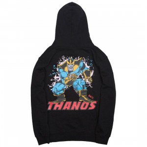 BAIT x Marvel Thanos Men Power Stance Glow In The Dark Hoody (black)