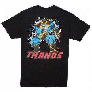 BAIT x Marvel Thanos Men Power Stance Glow In The Dark Tee (black)