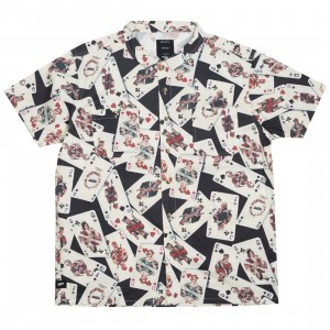 10 Deep Men Luck Of The Draw Button Down Shirt (multi)