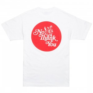 10 Deep Men Thanks For Nothing Tee (white)