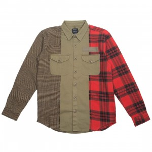 10 Deep Men Refurbished Button Down Shirt (multi)
