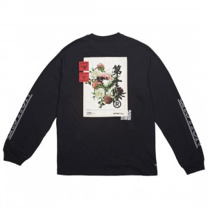10 Deep Men In Spite Of It All Long Sleeve Tee (black)