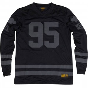 10 Deep All Saints Mesh Jersey (black)