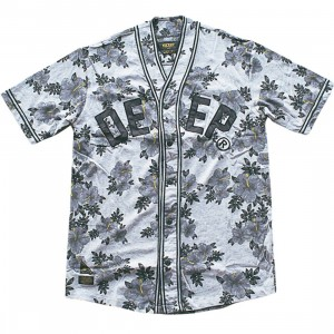 10 Deep Stealing Home Jersey (gray / heather gray)