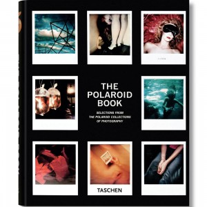 The Polaroid Book By Barbara Hitchcock Hardcover Book (black / hardcover)