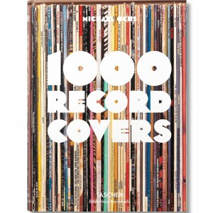 1000 Record Covers By Michael Ochs Book (multi / hardcover)