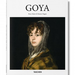 Goya Hardcover Book By Rose Marie (white)