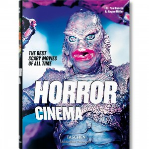Horror Cinema By Paul Duncan Book (black / hardcover)