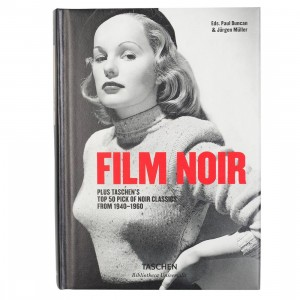Film Noir Hardcover Book (black / hardcover)