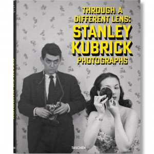 Through A Different Lens: Stanley Kubrick Photographs By Luc Sante Book (black / hardcover)