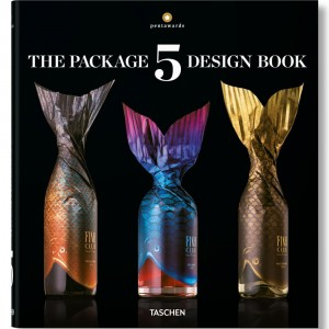 The Package Design Book 5 By Julius Widemann Book (black / hardcover)