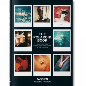 The Polaroid Book By Barbara Hitchcock Hardcover Book (black / hardcover)