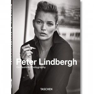Peter Lindbergh On Fashion Photography 40th Anniversary Hardcover Book (black / white)