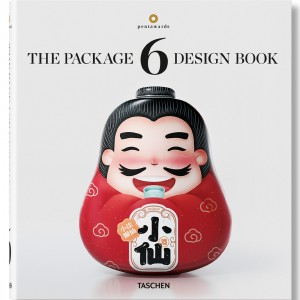 The Package Design Book 6 Hardcover Book (white)