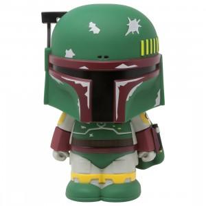 Monogram Star Wars Boba Fett Bust Bank (green)